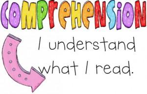 Comprehension - Carlisle Area School District